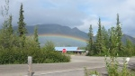 Rainbow Denali National Park